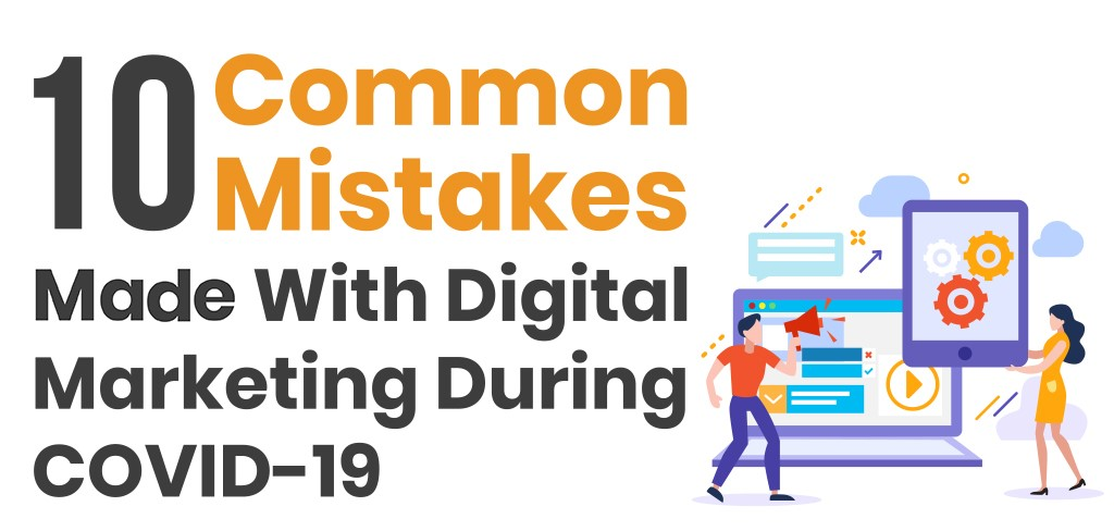 10 common digital marketing mistakes